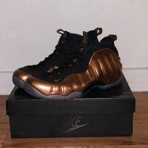 """Nike Foamposite —   """"Copper"""""""